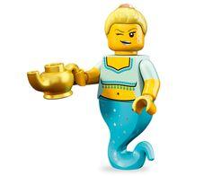 Genie Girl   LEGO®
