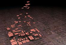 The CHIPS program is pushing for a new microsystem architecture based on the mixing and matching of small, single-function chiplets into chip-sized systems as capable of an entire printed circuit board's worth of chips and components.