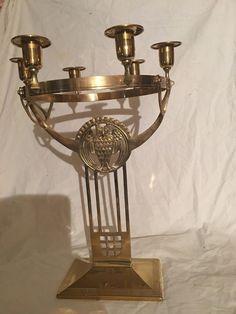 Art Nouveau - candle stick holder