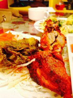 halal food in Seoul!