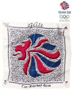 Team GB Olympic Scarf - Large