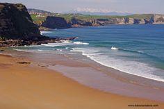 Costa y playas de Cantabria