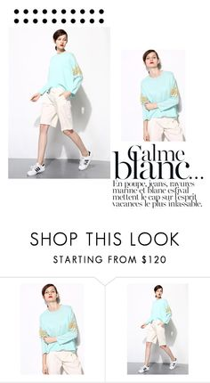 """""""prettyShe"""" by oanacorina ❤ liked on Polyvore featuring Bensimon"""
