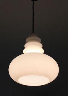 Vintage PeilL light lamp pendant fog morup poulsen panton danish retro   eBay