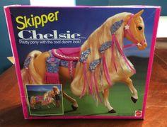 Chelsea Skipper Pony