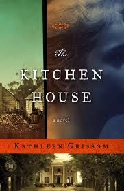 The Kitchen House by Kathleen Grissom is a Historical Fiction book set in the early 1800′s. It's about slavery, family, kindness and love. It also portrays the difficulties that faced black slaves when owned by corrupt white men.