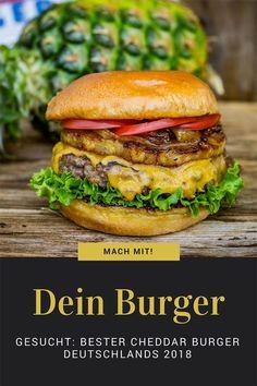 """""""This is a tasty Burger!"""" hat schon Samuel L. Jackson im Kultfilm Pulp Fiction gesagt. Und er hatte Recht, der Big Kahuna Burger ist einfach großartig! Was ist mit deinen Burgern? Machst du die besten Burger in diesem Land? Dann aufgepasst ,Kerrygold sucht den BESTEN CHEDDAR BURGER. Reiche dein ultimatives Burgerrezept ein und gewinne eine Irlandreise für 2 Personen und weitere attraktive Preise. (Anzeige) #burger #wettbewerb"""
