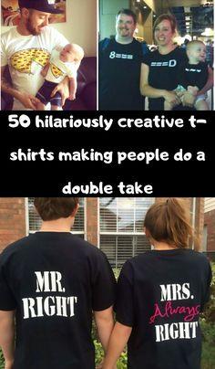 50 hilariously creative t-shirts making people do a double take Fun World, Weird World, Funny Jokes, Hilarious, Intresting Facts, Seriously Funny, Double Take, Eye Shapes, Show Photos