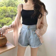 asian fashion New Fashion Asian Cute Chic Dress Ideas Source by evelyntranngwo dresses fashion Korean Girl Fashion, Korean Fashion Trends, Korean Street Fashion, Korea Fashion, Kpop Fashion, Trendy Fashion, Fashion Ideas, Latest Fashion, Cute Asian Fashion