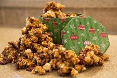 Poppycock - Caramel Popcorn and Nuts Recipe by RiceCake - Poppycock – Caramel. - Poppycock – Caramel Popcorn and Nuts Recipe by RiceCake – Poppycock – Caramel Popcorn and Nu - Nut Recipes, Dog Food Recipes, Great Recipes, Cooking Recipes, Recipe For Poppycock, Popcorn, Talipia Recipes, Kohlrabi Recipes, Caramel