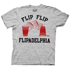 It's Always Sunny In Philadelphia Flipadelphia T-Shirt