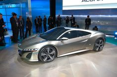 2016 Acura NSX Price Wallpapers Backgrounds - http://hdcarwallfx.com/2016-acura-nsx-price-wallpapers-backgrounds/