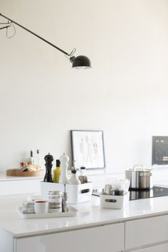SmartStore™ Compact works perfectly in the kitchen