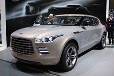 Aston Martin Lagonda Concept LIVE at Geneva img_1   It's your auto world :: New cars, auto news, reviews, photos, videos  -