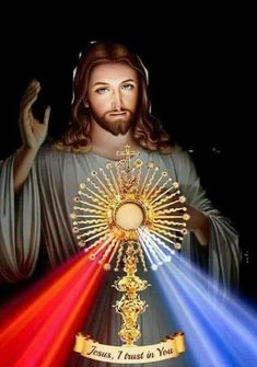 Faustina help us understand the mystery of Jesus Divine Mercy and unfathomable Love. Divine Mercy Novena, Divine Mercy Image, Divine Mercy Sunday, Jesus Our Savior, God Jesus, Catholic Religion, Catholic Saints, Devine Mercy, Pictures Of Jesus Christ
