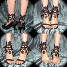 Ankle Corsets