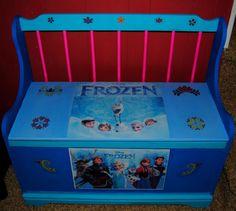 decoupage toy boxes - Google Search