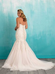 Allure Bridals: Style: W375