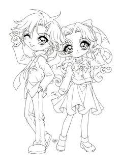 haruka and michiru by sureya.deviantart.com