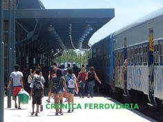 CRÓNICA FERROVIARIA: Cerraron el servicio de trenes a Chascomús y acusa...