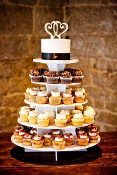 Herbst Dessert Bar Hochzeit lecker Ideen