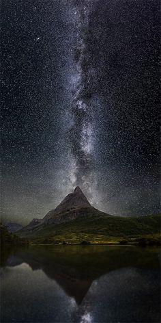 Panorama xcm by Martin Glatzner  One night in Norway in Innerdalen,Sunndal.