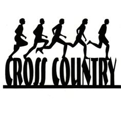Image result for cross country clip art