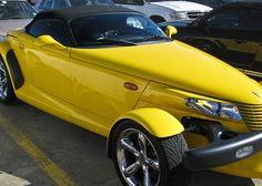 Hot Rods - Hot Babes Chrysler/Plymouth Prowler