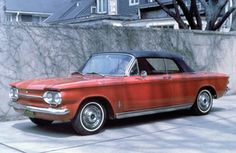 The Corvair will always be remembered by the controversy around its handling