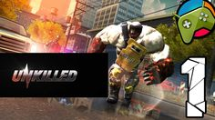 Unkilled Gameplay Let's play Part 1 HD - Android - iOS (FPS)