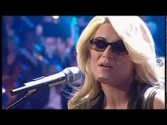 Melody Gardot - Baby I'm a Fool (Live) She is unique as are her abilities with various instruments. Love the voice.