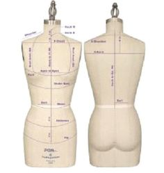 Fashion draping is an important part of fashion design. Draping for fashion design is the process of positioning and pinning fabric on a dress form to develop the structure of a garment design. We sell a variety of sewing dress forms at Mannequin Madness – something for every price range. We sometimes have used Wolf …