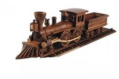 Wooden Train Plans - WoodWorking Projects & Plans