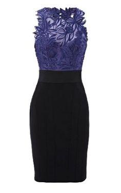 NoeMie Women Hollow Weave Flower Dress,Purple