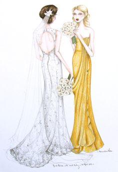 Bride Melinda
