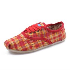 Lace Up Red Multi Toms Classics Women Shoes : Toms Outlet,Cheap Toms Shoes Online, Welcome to Toms Outlet.Toms outlet provide high quality toms shoes,best cheap toms shoes,women toms shoes and men toms shoes on sale.You will enjoy the best shopping. Toms Canvas Shoes, Toms Shoes Sale, Toms Boots, Cheap Toms Shoes, Toms Shoes Wedges, Toms Espadrilles, Dockside Shoes, Toms Outlet, Purple Shoes
