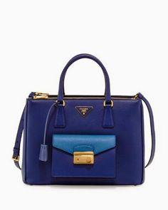 167b46bdcd Saffiano Galleria Tote with Pocket