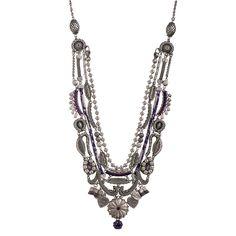Purple Haze Dedication Necklace | Ayala Bar Indigo Collection – Summer 2016