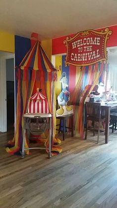 Austin's Mickey Mouse Clubhouse Carnival!!   CatchMyParty.com