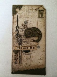 Altered & Inked: Feed your Soul