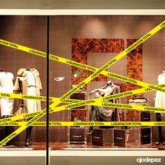 Vinilo Liquidación 047: Vinilos decorativos Liquidación Vinilos adhesivos vidrieras escaparates show window Window Display Wall Art Stickers wall stickers