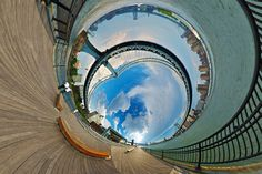Randy Scott Slavin extends Alternative Perspectives panoramic photo series