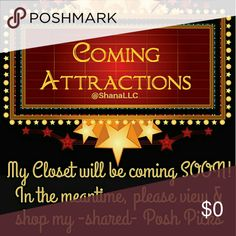 Please view & shop my -Shared- Posh Picks Trying to get my ducks in a row before I start posting pictures to my Closet 😊 Hopefully, I'll be able to post them by next week! In the meantime, please check out my -Shared- Posh Picks 😘😘😘 Super cute items in there!! Thanks in advance! @ShanaLLC Other