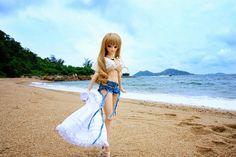 海辺の少女3/Seaside girls