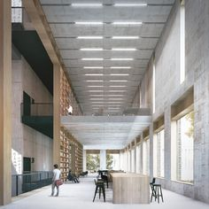 Gallery - Tradition and Modernity Come Together in Mecanoo and HS Architects' Proposal for the Longhua Art Museum and Library - 13