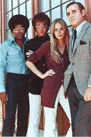 The Mod Squad had the best show opening.
