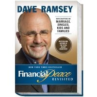 Financial Peace Revisited by Dave Ramsey. Already have it and I'm excited to start reading.