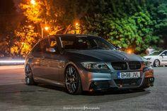 BMW E90 3 series grey