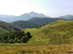 Vers le Pic des Escaliers / Pays Basque / Pyrénées