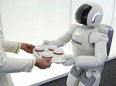 Asimo, Honda Robot